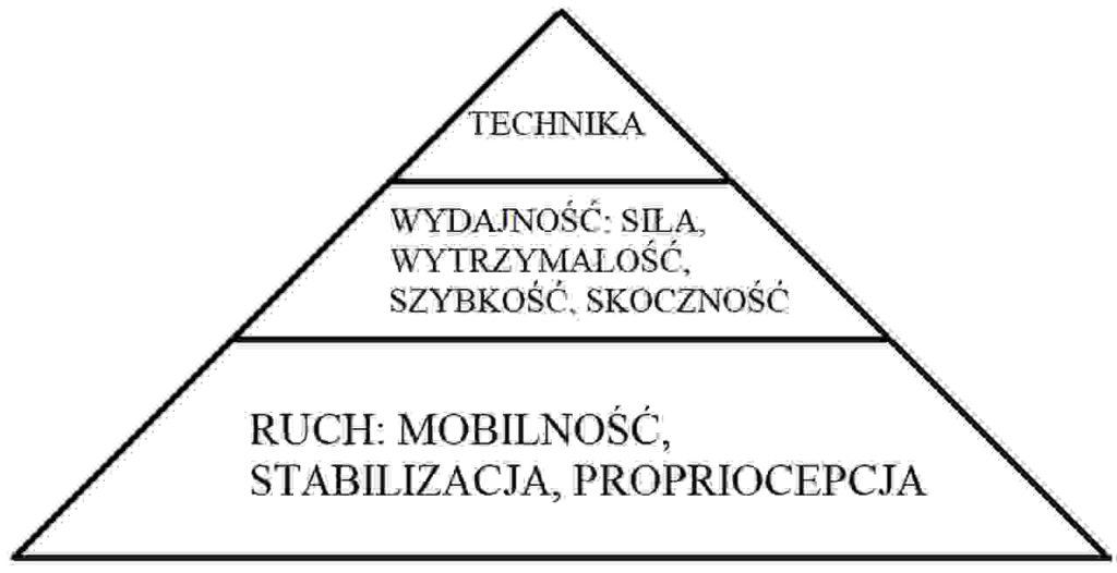 Trening funckjonalny ma na celu zrehabilitowanie słabych stron struktury ruchu. Artykuł przedstawia korzyści jakie uzyskamy stosując trening funkcjonalny.